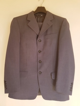 Lightweight Italian Grey Suit