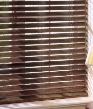 Wooden Venetian Blinds, Preloved Set of 2 (150x300) (12SETS TO GIVEAWAY)