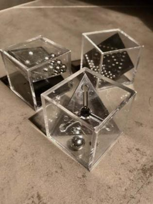 Concentration Puzzle Boxes